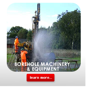 Borehole Machinery in action